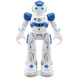 Discount boys remote toys - Remote control robot brain development educational toys intelligent singing dancing boys and girls children electric int