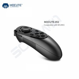 ps4 remotes 2019 - game pad MOCUTE Remote Controller Joystick Game Pad Control Wireless Bluetooth 3.0 Gamepad For Android VR 3D BOX BOBOVR