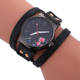 stylish ladies bracelet watch Australia - Women's bracelet watch Stylish Simplicity Leather Bracelet Lady Womans Wrist Watch Relogio de pulseira feminina #502