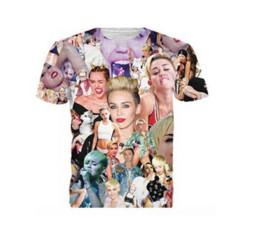 3d men t shirts rihanna online shopping - Newest Rihanna TRUST NO BITCH Chris Brown Miley Cyrus Tyler The Creator T Shirt D Printed Women Men Short Sleeve Unisex Casual K547