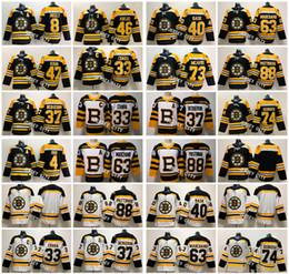 b8522da10 2019 Winter Classic Boston Bruins 37 Patrice Bergeron Marchand Chara  Pastrnak Orr Neely Krejci Krug McAvoy DeBrusk Rask Ice Hockey Jerseys