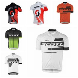 $enCountryForm.capitalKeyWord NZ - SCOTT 2019 Cycling Jersey Tops Summer Racing Cycling Clothing Short Sleeve Bike Jersey Outdoor Sportwear H62409