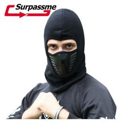 $enCountryForm.capitalKeyWord NZ - Tactical mask Motorcycle Face Mask Warmer Fleece Balaclavas Face Shield Outdoor Sport Ski Neck Full Scarf
