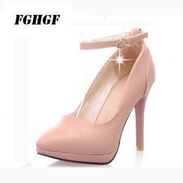 a38f6b3d162 Spring and autumn new top ultra high heel women's slim heel shallow mouth  banquet women's shoes Heel height: 10 cm 34-43 yards