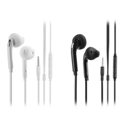 China ALLOET Flat 3.5mm Aux Wired Earphone Earpiece In Ear Earbuds Headset Headphone for Samsung S6 Note4 Android Smart Phone Hot Sale suppliers