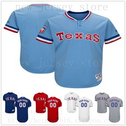 2b515e66825 Jerseys soccer names online shopping - Custom TexasRangers New Men Womens  Youth Jerseys White Blue Grey