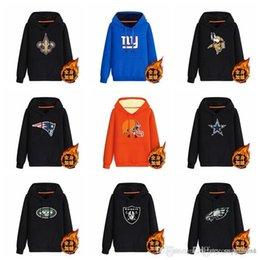 c12a3af474d MEN Minnesota Vikings Patriots Orleans Saints New York Giants New York Jets  Oakland Raiders 70%cotton 30%polyester Cashmere Hoodie