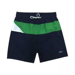 Atacado-Verão Homens Calças Curtas Roupas Swimwear Nylon Homens Praia Shorts Pequeno cavalo Swim Wear Board Shorts 2018. venda por atacado