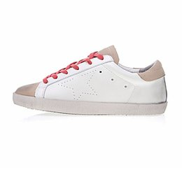 793edeb4eee66 online shop Designer Shoes Golden Goose Ggdb old style sneakers Genuine  Leather Villous Dermis Mens Women Luxury Superstar trainers