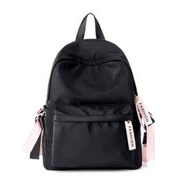 b9b2fb5779810 Cute Kawaii Backpack Women Oxford Backpacks For Teenage Girls Bag Vintage  Harajuku Backpack White School Backpack Rugzak Canvas