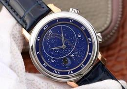 $enCountryForm.capitalKeyWord Australia - Geneva watch luxury star 9015 pearl tuo top mechanical watch, CNC deep carving 43mm luxury mens watches montre de luxe