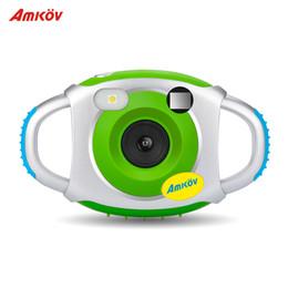 "Mega Electronic Australia - Amkov Digital Video Camera Max. 5 Mega Pixels 1.44"" Display Christmas Gift New Year Present for Kids Children Boys Girls"