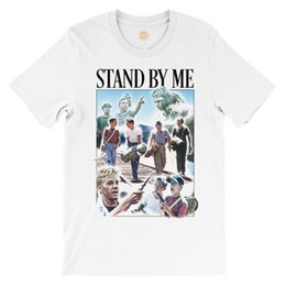 Vintage style hoodies online shopping - Stand By Me T Shirt s vintage style movie tee with River Phoenix hoodie hip hop t shirt