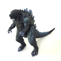 Chinese  17CM Godzilla 2 Action Figure Doll toys 2019 New kids movie Godzilla: King of the Monsters dinosaur monster Toy MMA2056 manufacturers