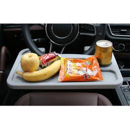 $enCountryForm.capitalKeyWord Australia - Car Portable Mini Desk Notebook Stand Holder Multi Back Seat Laptop Tray Steering Wheel Computer Drink Holder New