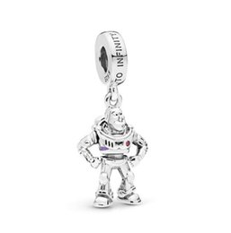 Chinese  2019 Summer 100% 925 Sterling Silver loose beads diy handing Charm Pendant Fits for pandora bracelets & bangles popular fine jewelry manufacturers