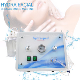 portable microdermabrasion machines Australia - 3in1 portable Diamond Microdermabrasion beauty machine oxygen skin care Water Aqua Dermabrasion Peeling hydrafacial SPA equipment