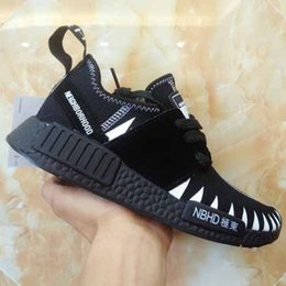 $enCountryForm.capitalKeyWord Canada - New Fashion NEIGHBORHOOD R1 PK Shoes Men Women NBHD Ladies Casual Sneakers Black Brand Outdoor Shoes for Sale