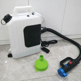 10L 1400W electric backpack ULV fogger Sprayer cold fogging machine disinfection 110V   220V on Sale