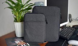 skins for android tablets NZ - Android Robot Leather Case bag Sleeve For 9.7 iPad 10 inch Samsung Ainol Sanei Ampe Cube Tablet PC