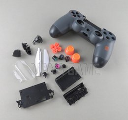 $enCountryForm.capitalKeyWord Australia - JDS-040 4.0 JDS-020 2.0 Matte Housing Shell Buttons for Sony PS4 Playstation 4 Wireless Controller Replacement