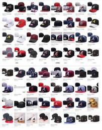 Personality 10000 Style Choice Бейсбол Snapback, все команды Баскетбольные Snapbacks Caps, Футбольные шапки Хип-хоп Спортивные шапки Модные шапки на Распродаже