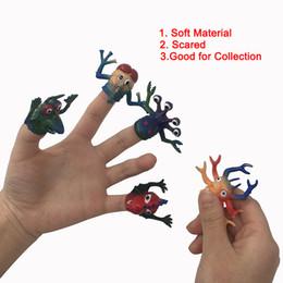$enCountryForm.capitalKeyWord Australia - 2019 finger puppets five finger puppet for kids non toxic animal toys child baby boys girls monster finger puppets for toddlers