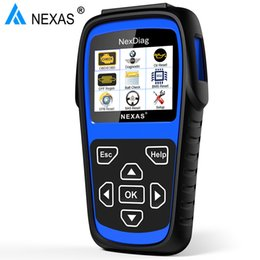 I Cables Australia - Nexas ND601 OBD2 Diagnostic Scanner Engine ABS Airbag SAS EPB BMS Oil Reset DPF For 1 2 3 4 5 6 7 X Z I R F series