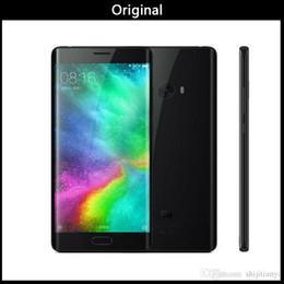 Google Touch Screen Australia - New Original Xiaomi Mi Note 2 64-Bit Quad Core 4G LTE Touch ID 22MP Camera RAM 6GB ROM 128GB 5.7 inch Curved Screen Smartphone