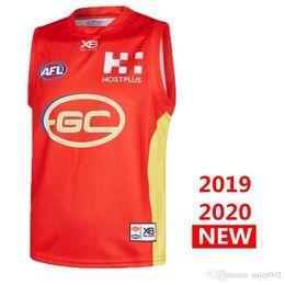 $enCountryForm.capitalKeyWord Australia - new 2019 2020 Golden Coast Suns HOME Rugby Jerseys AFL Golden Coast Suns jersey singlet League shirt vest s-3xl