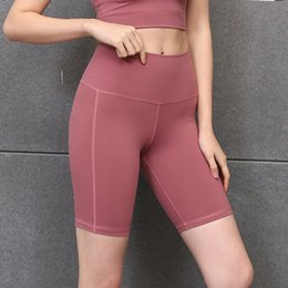 $enCountryForm.capitalKeyWord NZ - Lcimgyp Shorts Running Women Short Ladies Sports Trousers High Waist Yoga Rise Sport Active Fitness Woman Women'S Compression