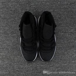Women Winter Shoes 36 Australia - Newest 11 Shoe Prm Heiress Black Stingray Gold Men Basketball Shoes Golden 11s Mens Women Sports Sneakers Eur 36-47