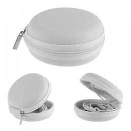 $enCountryForm.capitalKeyWord UK - Earphone Bags Portable Hold Case Storage Carrying Hard Bag Box For Earphone Headphone Earbuds Memory Card Travel Accessories
