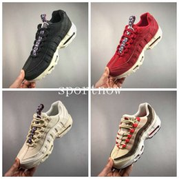 c4aa6b4e0f New Airs Cushion 95 TT Running Shoes for Women Men Sports Sneakers 95 OG  Racer Shoes Brand Ourdoor Walking Trainers Free shipping