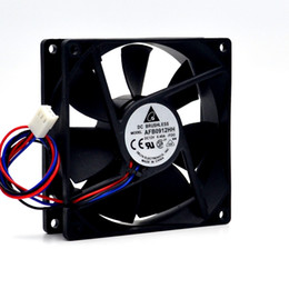 $enCountryForm.capitalKeyWord Australia - Delta AFB0912HH 9225 92*92*25MM 90x90x25mm DC12V 0.40A case Cooling Fan 67.92CFM 3200RPM 3-wire 3-pin connector cooling fan