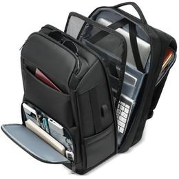 $enCountryForm.capitalKeyWord UK - Large Capacity Men's Backpacks Usb Interface Shoulders Anti-theft Travel Backpack 15-17 Inch Waterproof Laptop Backpack Y19061004