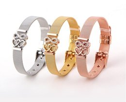 True Love Chains Australia - Euro-American Fashion True Gold Electroplated Leisure Personality Bracelet