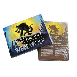 $enCountryForm.capitalKeyWord Australia - One Night Ultimate Werewolf Board Games for Home Party English Version Cards Game