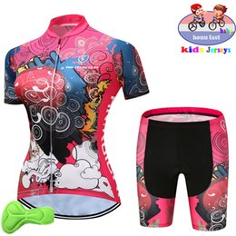 $enCountryForm.capitalKeyWord Australia - 2019 Kids Pro red Colors Cycling Jersey Sets for Team Children Cycling Kits Sports Outdoor MTB Bicycle Children's Clothing Sets