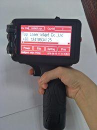 Wood Metal Plastic Australia - Portable Batch Number Printing Machine For Code Marking On Wood Metal Plastic