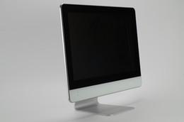 Опт 2019 новая модель 18.5-дюймового рабочего стола Windows OS в одном ПК без сенсорной функции с 4 портами USB и портом HDMI VGA