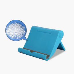 2019 бесплатная доставка складная пластиковая подставка для мобильного телефона регулируемая универсальная кровать настольное крепление для мобильного телефона подставка для телефона держатель