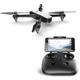Gps Control Rc NZ - Udi I37GPS 1080P RC Drones Follow Mode Auto Return Flight Surround Flight GPS Brushless Quadcopter WiFi APP Control Helicopters