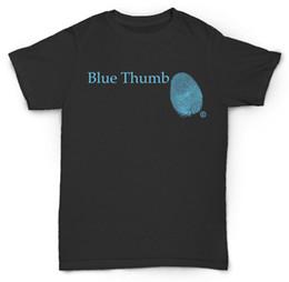 $enCountryForm.capitalKeyWord Australia - BLUE THUMB T SHIRT VINTAGE JAZZ SOUL RECORD DJ