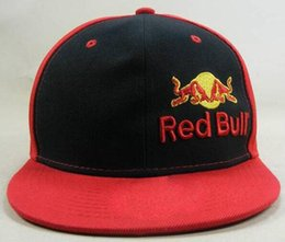 399a7b0c173 Bull Caps UK - wholesale price bull hat red cap Adjustable Snapback Hat  Baseball Caps Adult