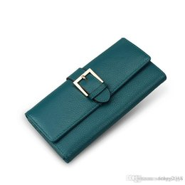 $enCountryForm.capitalKeyWord NZ - Top Quality Men Wallets fashion hot sale Man letter real leather mini card holder for women with box 913abc 38