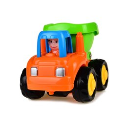 Children Inertia Push and Go Car Vehicle Toy Friction Powered Educational BG