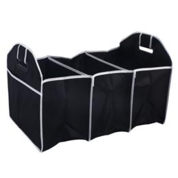 Wholesale Storage Trunks NZ - Collapsible Storage Box Bin Car Truck Trunk Room Organiser Foldable Bag Case
