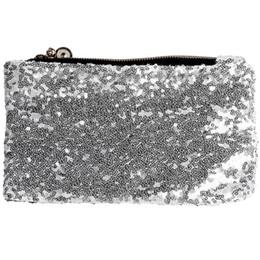 Spangle Bag Australia - Women s Vintage Bling Spangle Sequin Clutch Evening  Bag 8cb8970d150e
