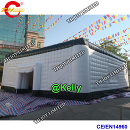 $enCountryForm.capitalKeyWord NZ - free shipping giant inflatable tent for sale, commercial pvc tarpaulin waterproof inflatable square tent for party events